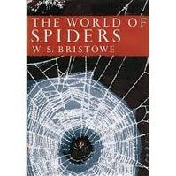 The World of Spiders - W.S. Bristowe (ISBN 0002195585)
