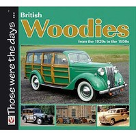 British Woodies - Colin Peck (ISBN 9781845841690)