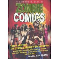 The Mammoth Book of Zombie Comics - (ISBN 9780762433988)