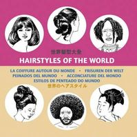 Hairstyles of the world - Pepin van Roojen (ISBN 9789054960829)