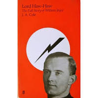 Lord Haw-Haw - John Alfred Cole (ISBN 9780571148608)