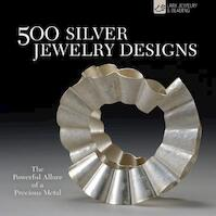 500 Silver Jewelry Designs - Marthe Le Van (ISBN 9781600596315)