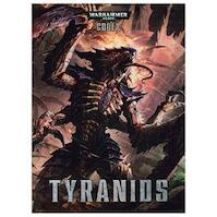Warhammer 40,000 - Tyranids Codex Softback Book (2015) (ISBN 9781785811722)