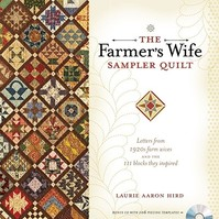 The Farmer's Wife Sampler Quilt - Laurie Aaron Hird (ISBN 9780896898288)
