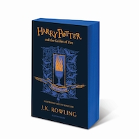 Harry potter (04): harry potter and the goblet of fire - ravenclaw edition