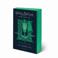 Harry potter (04): harry potter and the goblet of fire - slytherin edition
