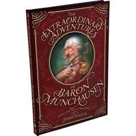 The extraordinary adventures of Baron Munchausen - James Wallis (ISBN 9781633442801)