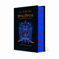 Harry potter (05): harry potter and the order of the phoenix (ravenclaw edition)