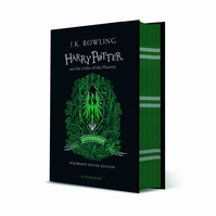Harry potter (05): harry potter and the order of the phoenix (slytherin edition)