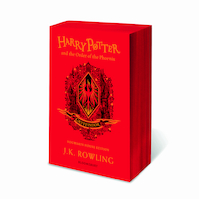 Harry potter (05): harry potter and the order of the phoenix (gryffindor edition)
