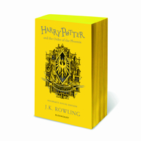Harry potter (05): harry potter and the order of the phoenix (hufflepuff edition)