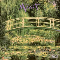 CLAUDE MONET Kalender 2021 (ISBN 9783965540866)