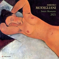 A.MODIGLIANI – SWEET MOMENTS Kalender 2021 (ISBN 9783965540774)