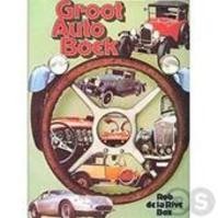 Groot autoboek - Rive Box (ISBN 9789022840443)