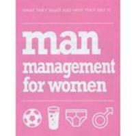 Man management for women - Jane Moseley (ISBN 9781844033768)