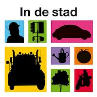 In de stad - R. Priddy (ISBN 9789047514077)