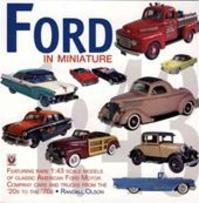 Ford in Miniature - Randall Olson (ISBN 9781845840273)