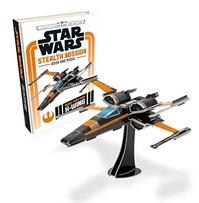 Star Wars: Stealth Mission Book and Model (ISBN 9781405285391)