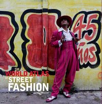 World Atlas of Street Fashion - Caroline Cox (ISBN 9780300224030)