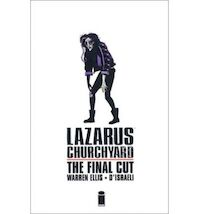 Lazarus Churchyard - Warren Ellis, D'Israeli (ISBN 9781582401805)