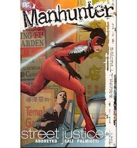 Manhunter 1 - Marc Andreyko (ISBN 9781401207281)