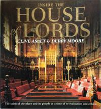 Inside the House of Lords - Clive Aslet, Derry Moore (ISBN 9780004140476)