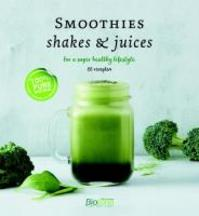 Smoothies, shakes & juices - Leen Decorte, Ciska Wyns (ISBN 9789082602012)