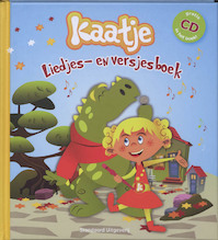 Kaatje / Liedjes- en versjesboek + CD - Unknown (ISBN 9789002234538)