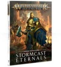 Age of Sigmar 2nd Edition Rulebook Order Battletome: Stormcast Eternals (ISBN 9781788262880)