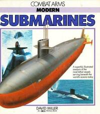 Modern Submarines - David Miller (ISBN 9780861014507)