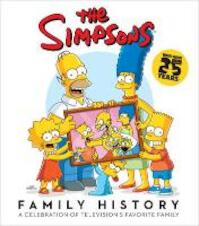 Simpsons Family History - Matt Groening (ISBN 9781419713996)