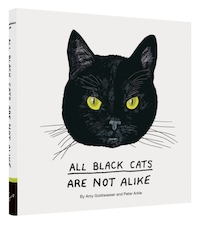 All black cats are not alike - peter arkle (ISBN 9781452158716)