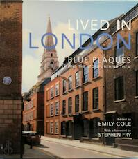 Lived in London - Emily Cole, Stephen Fry (ISBN 9780300148718)