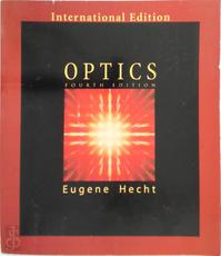 Optics - Eugene Hecht (ISBN 9780321188786)
