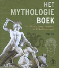 Het Mythologieboek - Angel Erro (ISBN 9789463591485)