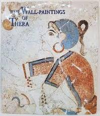 The wall-paintings of Thera - Christos Doumas (ISBN 9602202742)