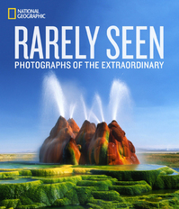 National geographic rarely seen (ISBN 9781426215612)