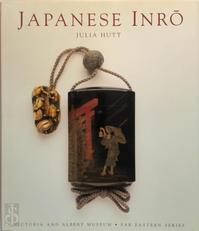 Japanese Inrō - Julia Hutt, Victoria And Albert Museum (ISBN 9781851772148)