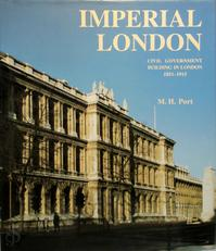Imperial London - M.H. Port (ISBN 9780300059779)