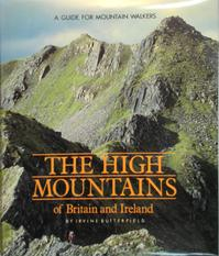 The high mountains of Britain and Ireland - I. Butterfield