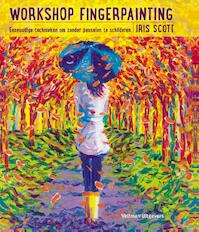 Workshop fingerpainting - Iris Scott (ISBN 9789048314140)
