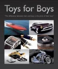 Toys for boys - Patrice Farameh (ISBN 9789076886329)