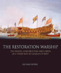 The Restoration Warship - Richard Endsor (ISBN 9781844860883)