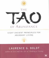 The Tao of Abundance - Laurence G. Boldt (ISBN 9780140196061)