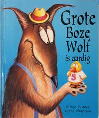 Grote boze wolf is aardig - S. Puttock (ISBN 9789053412589)