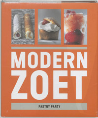 Pastry Party / Modern zoet - P. van Doveren (ISBN 9789077695555)