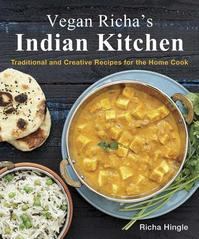 Vegan Richa's Indian Kitchen - richa hingle (ISBN 9781941252093)