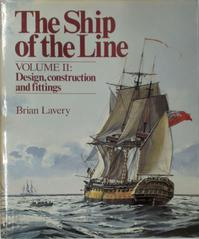 Ship of the Line [2 vol.] - Brian Lavery (ISBN 9780851772875)