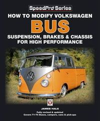 How to Modify Volkswagen Bus - James Hale (ISBN 9781845842628)