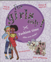 Fashion time! - Camille Masson (ISBN 9789002246715)
